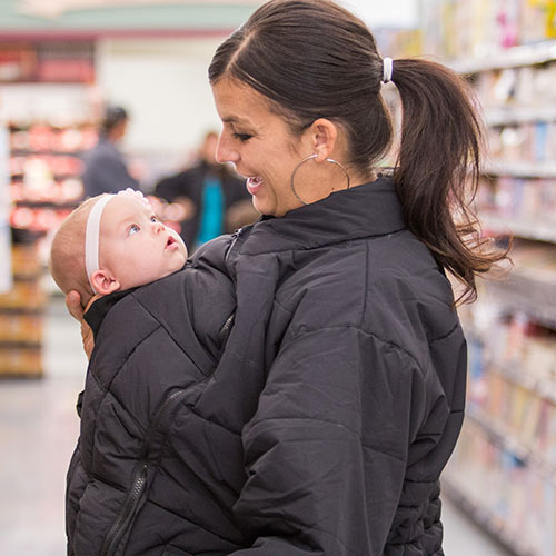 f78de411a Wyoming Babywearing Coat - Wrap Your Baby