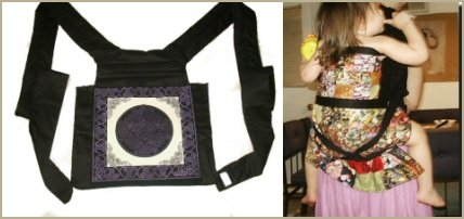 Hmong Baby Carrier