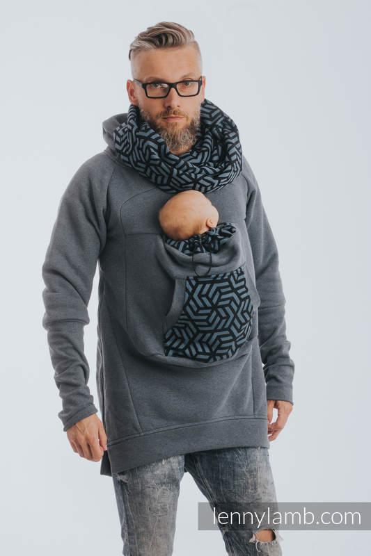 Jeans with Kyanit - Lenny Lamb Babywearing Sweatshirt