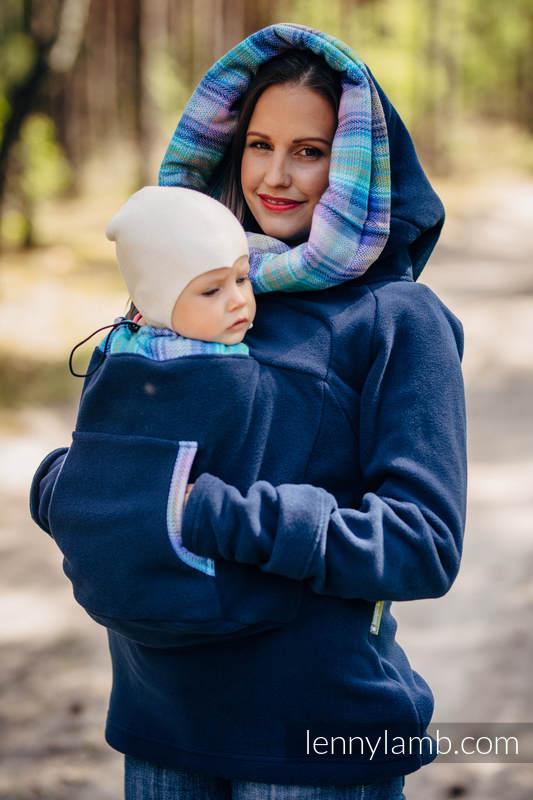 Lenny Lamb Fleece Babywearing Sweatshirt Wrap Your Baby