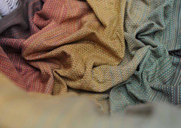 Girasol Sherwood Woven Wrap Weave