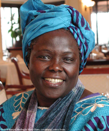 The real Wangari Maathai: Mama Miti