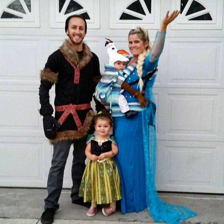 Enter My Babywearing Costume Contest 2017 Wrap Your Baby