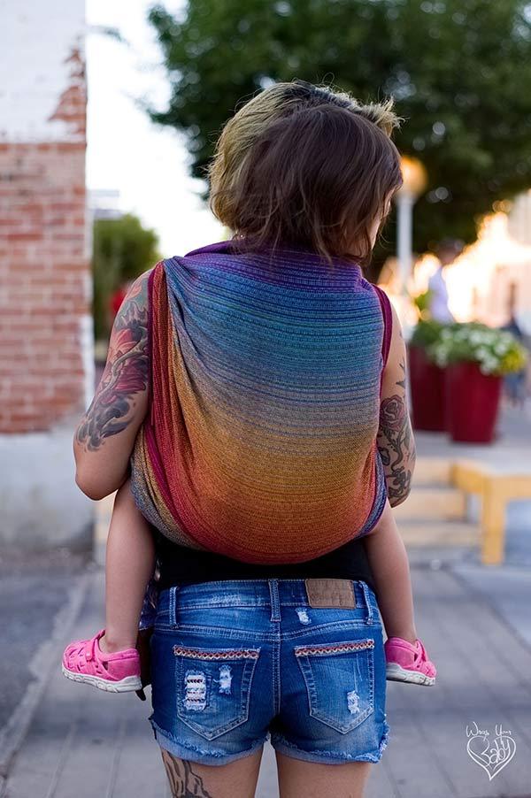 Girasol Rainbow Love