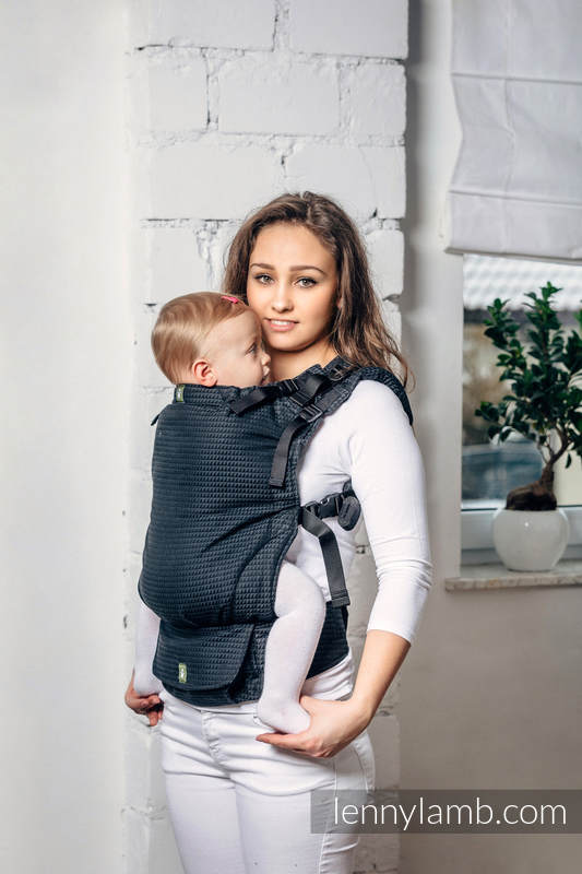 Lenny Lamb LennyUp Baby Carrier in Onyx
