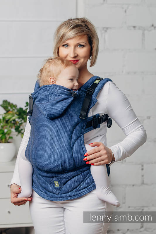 Lenny Lamb SSC Basic Line Ergonomic Carrier Cobalt