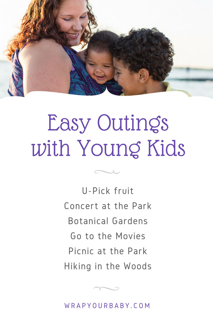 Easy Outings with Young Kids
