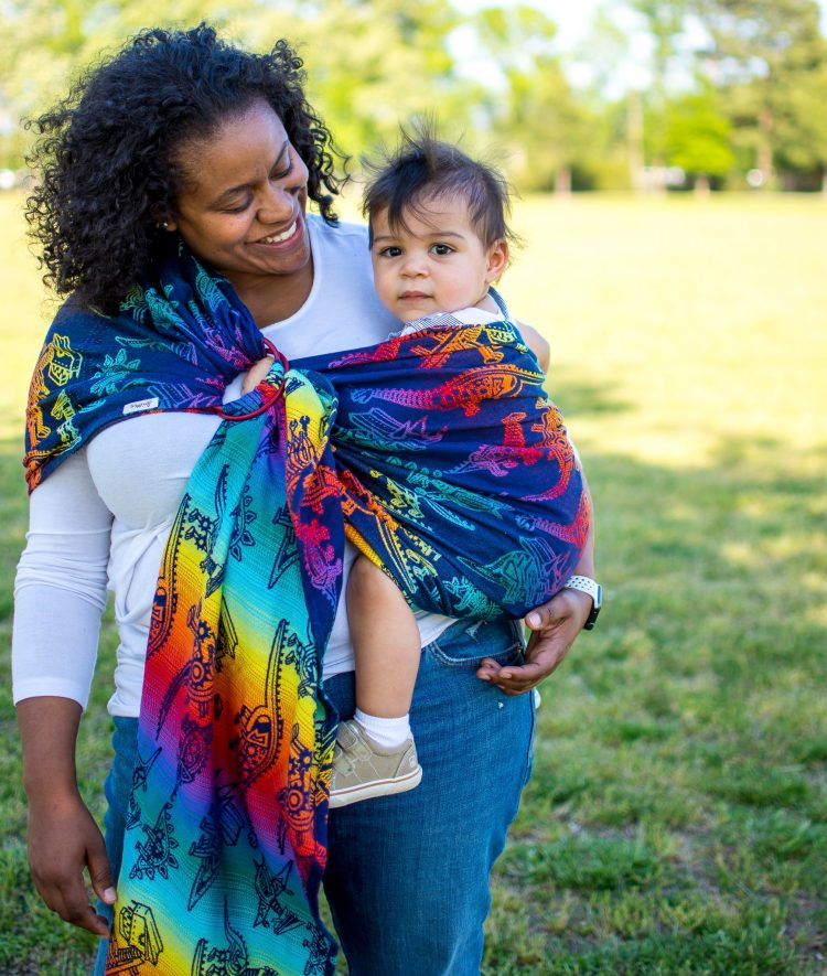 Smitten Land Before Cogs Pinion Ring Sling