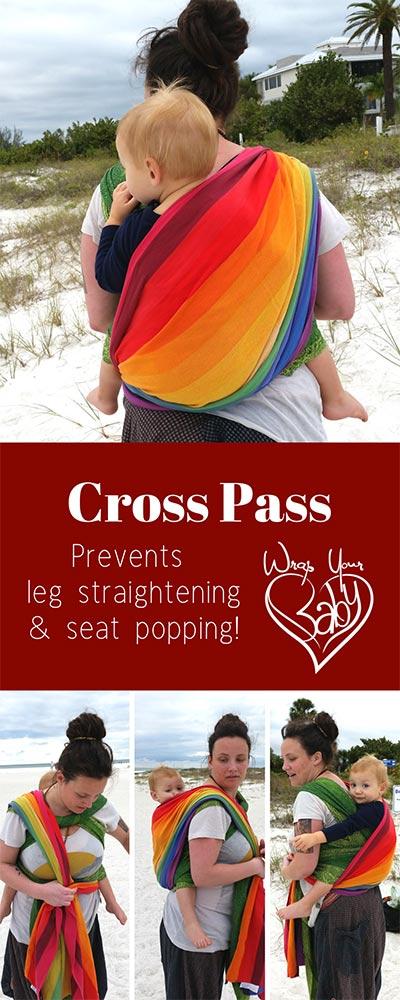 Woven Wrap Cross Passes