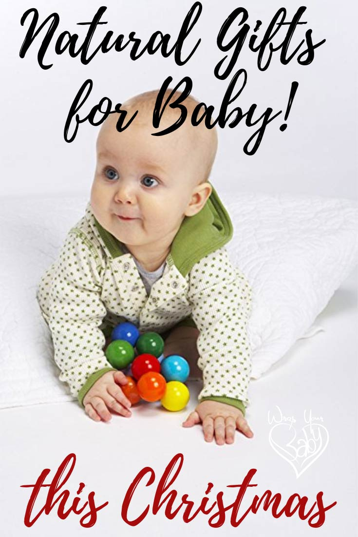 Top Natural Baby Gifts and Toys on Amazon Christmas 2018