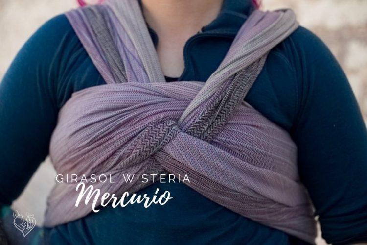 Girasl Wisteria Mercurio Weft Freshwater Finish