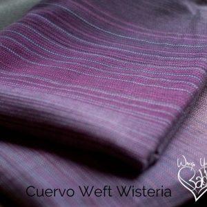 Girasol Wisteria Cuervo Weft
