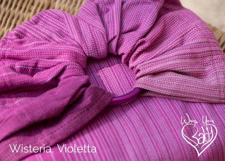 Wisteria Violetta Ring Sling