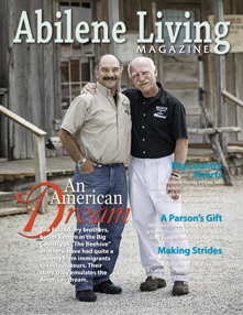 Abilene Living Cover - Fall 2013