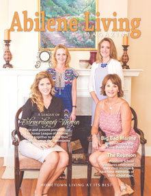 Abilene Living Cover - Fall 2014