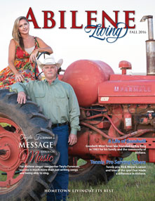 Abilene Living Cover - Fall 2016