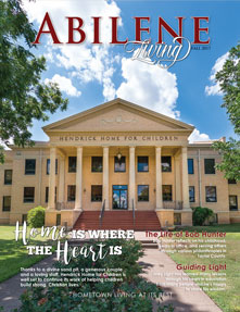 Abilene Living Cover - Fall 2017