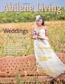 Abilene Living Cover - Spring 2013