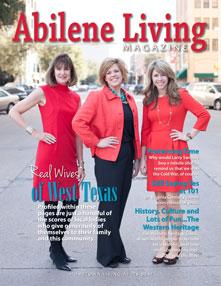 Abilene Living Cover - Spring 2014