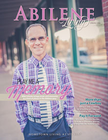 Abilene Living Cover - Spring 2016