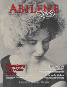 Abilene Living Cover - Spring 2016