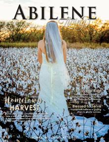 Abilene Living Cover - Spring 2018