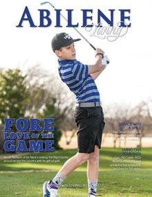 Abilene Living Cover - Spring 2019