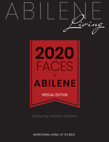Abilene Living Cover - Spring 2019