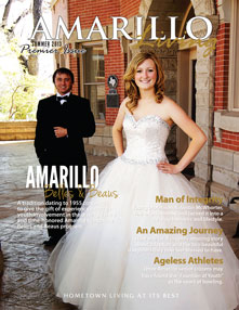 Amarillo Living Cover - Summer 2013