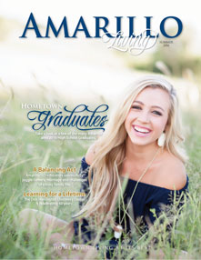 Amarillo Living Cover - Summer 2015