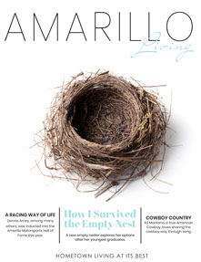 Amarillo Living Cover - Summer 2019