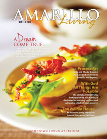 Amarillo Living Cover - Winter 2013