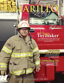Amarillo Living Cover - Summer 2014