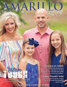 Amarillo Living Cover - Summer 2015