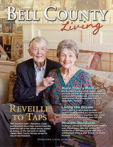 Bell County Living Cover - Spring 2014