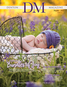 Denton Magazine Cover - Summer 2016
