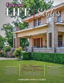 Duncan Magazine Cover - Winter 2018