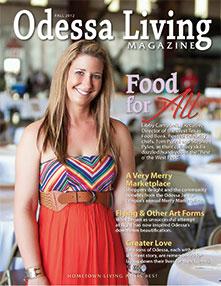 Odessa Living Cover - Fall 2012