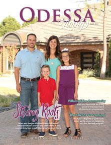 Odessa Living Cover - Fall 2015