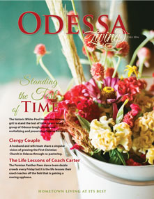 Odessa Living Cover - Fall 2016