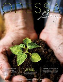 Odessa Living Cover - Spring 2017