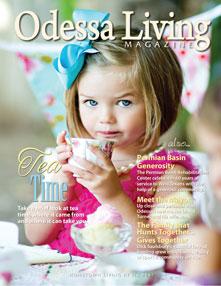 Odessa Living Cover - Summer 2013