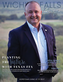 Wichita Falls Living Cover - Fall 2019