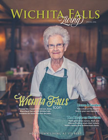 Wichita Falls Living Cover - Spring 2016