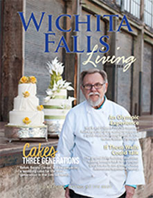 Wichita Falls Living Cover - Summer 2014
