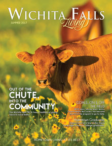 Wichita Falls Living Cover - Summer 2017