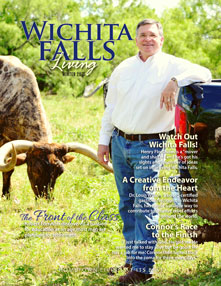 Wichita Falls Living Cover - Winter 2013