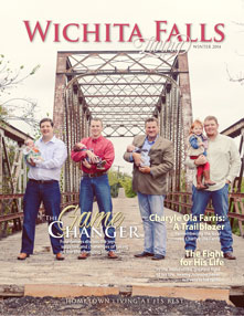 Wichita Falls Living Cover - Winter 2014