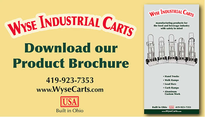 Download our Material Handling Products Brochure