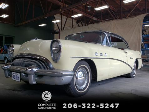 1954 Buick Century 2 Door Hardtop Runs & Original Keep As Is Restore Or  Resto-Mod in Seattle